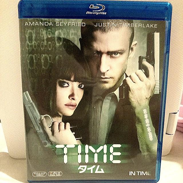 Time Movie - Original BlueRay English or Japanese Dub/Sub HD 1080