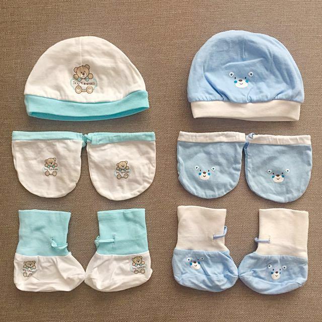 Tiny Tummies Newborn Set