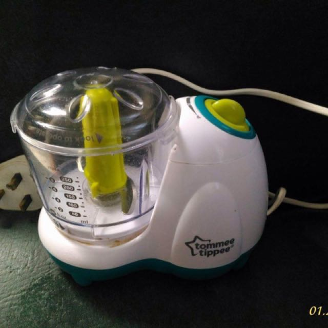 Tommee Tippee Food Processor with Box
