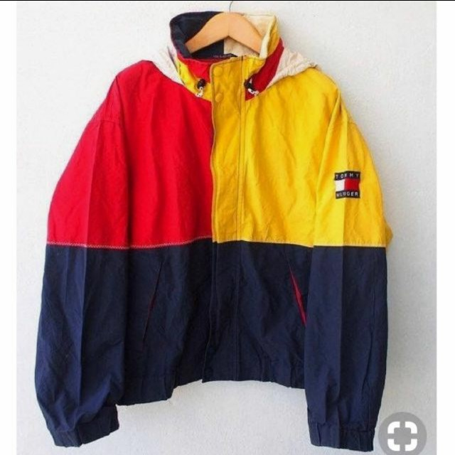 Tommy Hilfiger Vintage Jacket Bulletin Board Looking For On Carousell