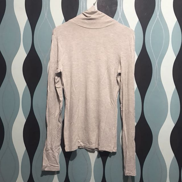 Turtleneck Top by H&M
