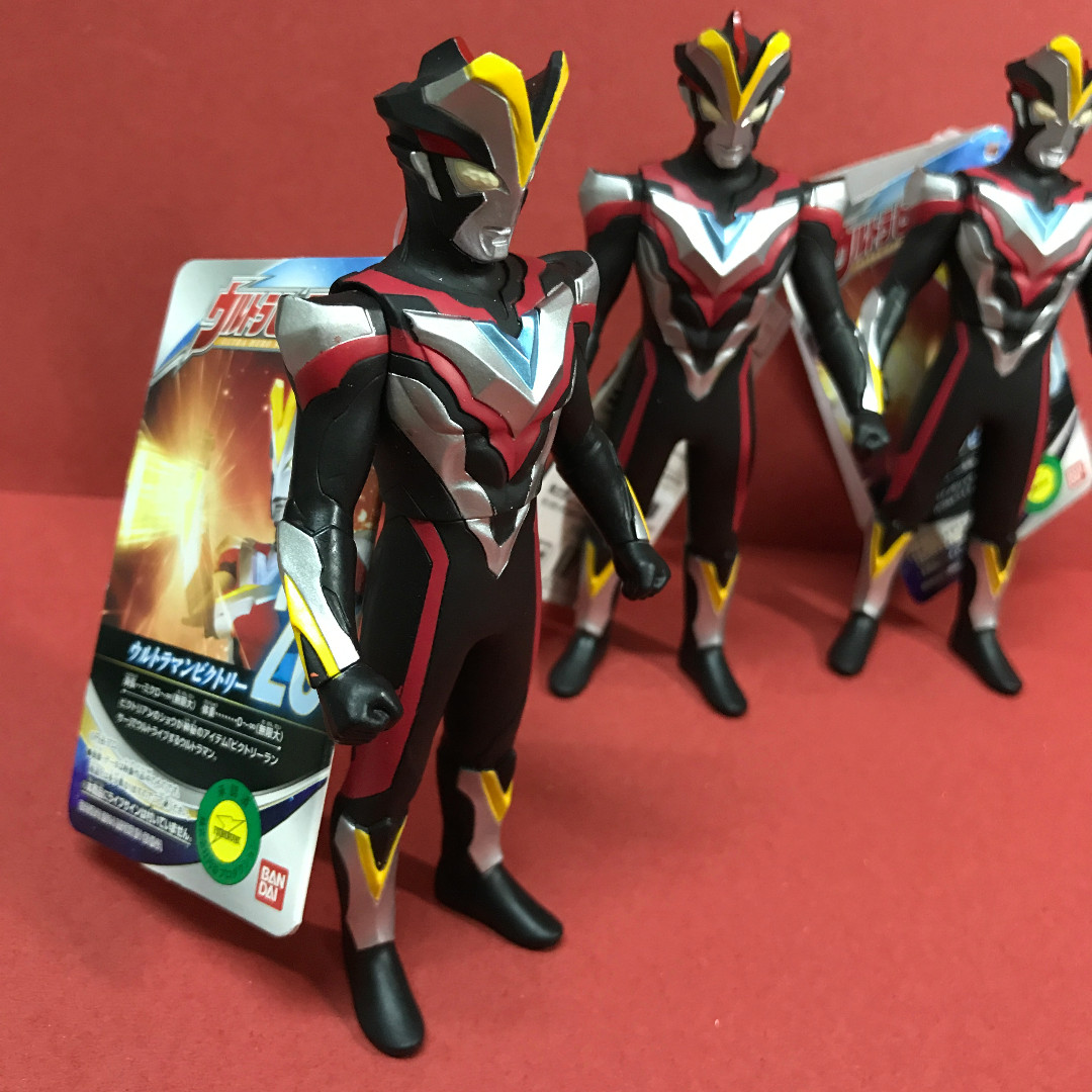 Ultraman Victory Ultra Hero 500 series #28, Toys & Games, Other Toys on Carousell