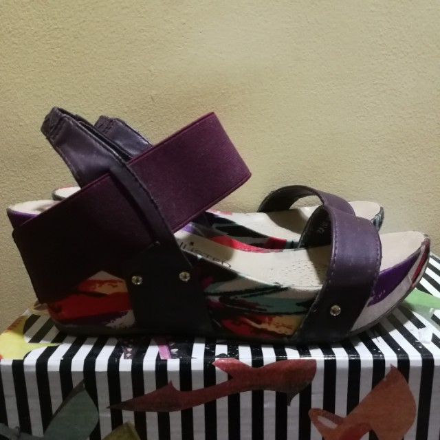 4dbfeab917b Unlisted wedge sandals