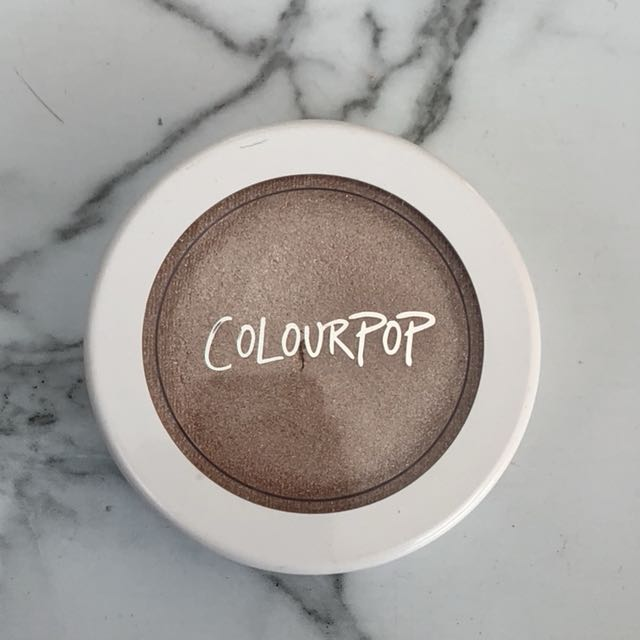 (USED) Colourpop Super Shock Highlighter Spoon