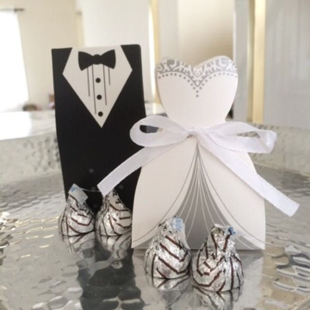 Wedding Favours Boxes