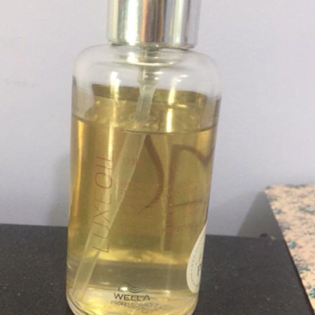 Wella Luxe Oil
