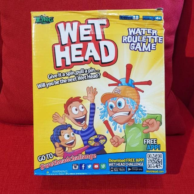 Wet Head Toys