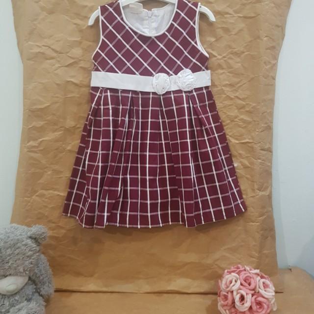 #MakinTebel Zara Baby Girl Dress 18-24months