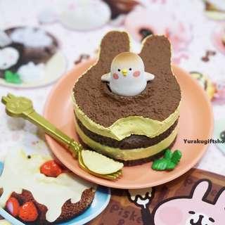 KANAHEI 兔兔P助 REMENT 至褔甜品 盒玩 單售 TIRAMISU款