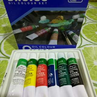 Basic Oil color set Repriced!!