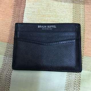 Braun buffet Germany Card holder