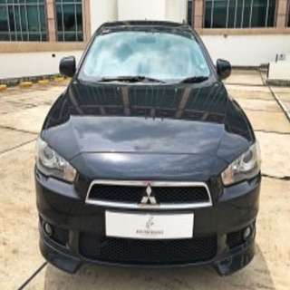 Mitsubishi Lancer EX 2.0A GLS Sunroof