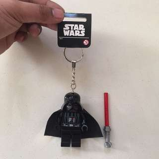 Star Wars Darth Vader Yoda Chewbacca Big Keychain