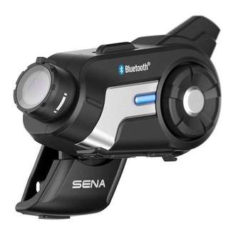 SENA 10c Bluetooth communication with HD cam
