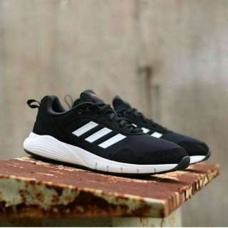 adidas cloudfom fuild bold core black originals