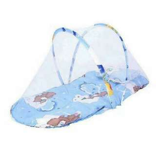 Baby Mosquito Net Bed with pillow