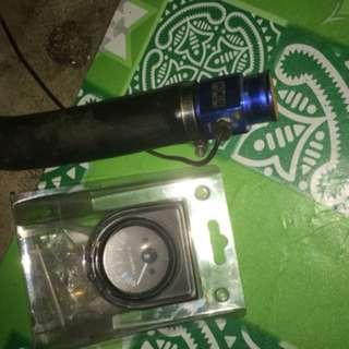Meter water complte sensor