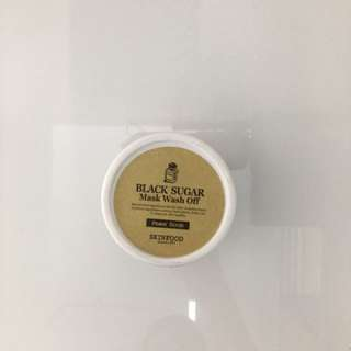 Skinfood Blacksugar Wash-off Mask