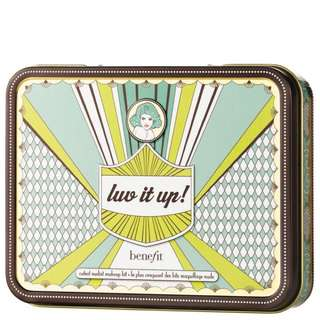 Benefit Cosmetics Luv It Up palette