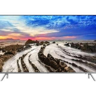 "Samsung UA65MU7300JXZK  65"" Premium UHD 4K Flat Smart TV MU7300 Series 7 電器堡🏰平過大型電器鋪*限時優惠*全新行貨📱只要提供任何型號電器即時為你提供最優惠價格🏅保證平過各大連鎖電器行"