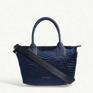 $880 TED BAKER Akebia quilted tote bag Valentine's Day Chinese New Year,birthday,Anniversary gift  情人節新年生日週年禮物 包郵 included local postage