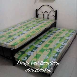 single bed pull out single size with ordinary foam