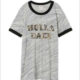 Victoria's Secret: Pink Holla Daze Tee