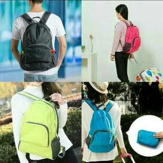 Traveholic Foldable Backpack