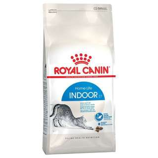 Royal Canin Indoor 27 10kg Free Delivery