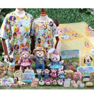 Pre order 85折 香港迪士尼樂園 代購 春日商品