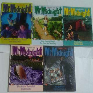 Mr Midnight & Mr Mystery