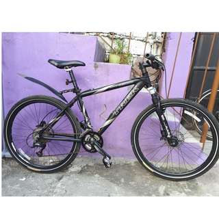 TREK ALLOY MT. BIKE (FREE DELIVERY AND NEGOTIABLE!)