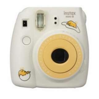 [Free 🎁] Gudetama Fujifilm Instax Mini 8