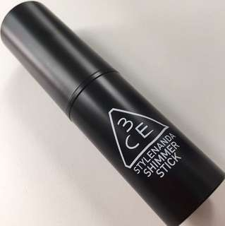 3CE Shimmer Stick in Pink