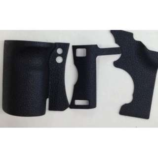 INSTOCK!! NEW CANON 5D MARK 2 5DM2 BODY RUBBER LEATHER PARTS (GETAH BODY 3RD PARTY)