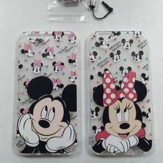 Iphone 6 Couple Case Mickey & Minnie