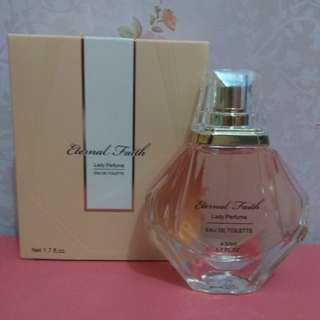 Eternal Faith Lady Parfume