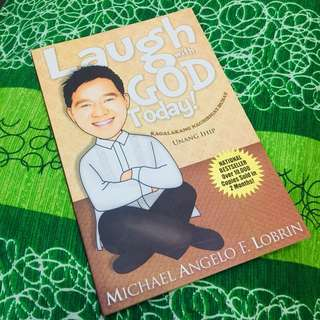 Laugh with God by Michael Angelo Lobrin