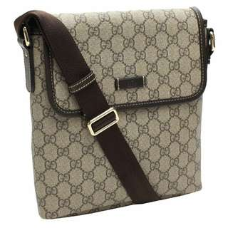 gucci messger bag