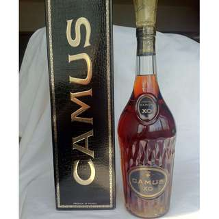 80's liquor collection Camus XO