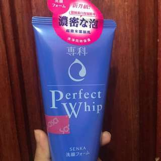Shiseido Perfect Whip - Foaming Cleanser