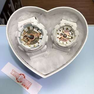 CASIO G PRESENTS LOVER'S 系列 2015 LOV-15A-7A