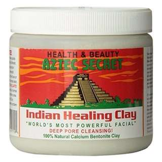 PREORDER CLOSING 25 FEBRUARY 2018: Aztec Secret Indian Healing Clay