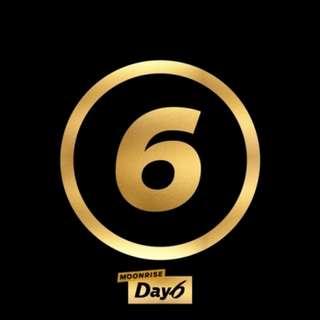 DAY6 Album List