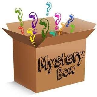 Mystery box Rm100 - Rm500