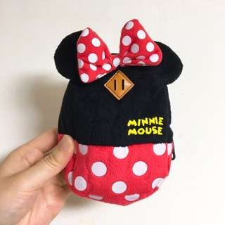 minnie mouse 米妮 小背囊 港版