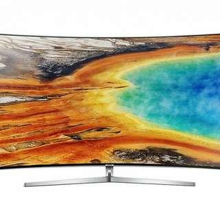 "Samsung UA55MU9800JXZK  55"" Premium UHD 4K Curved Smart TV MU9800 Series 9 電器堡🏰平過大型電器鋪*限時優惠*全新行貨"
