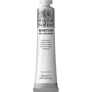 Winsor & Newton Oil Paint - Titanium White