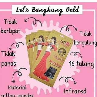 Let's Cantik Bengkung Nur Sajat