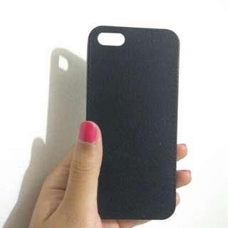 BLACK SOFTCASE iPhone 5 / 5S